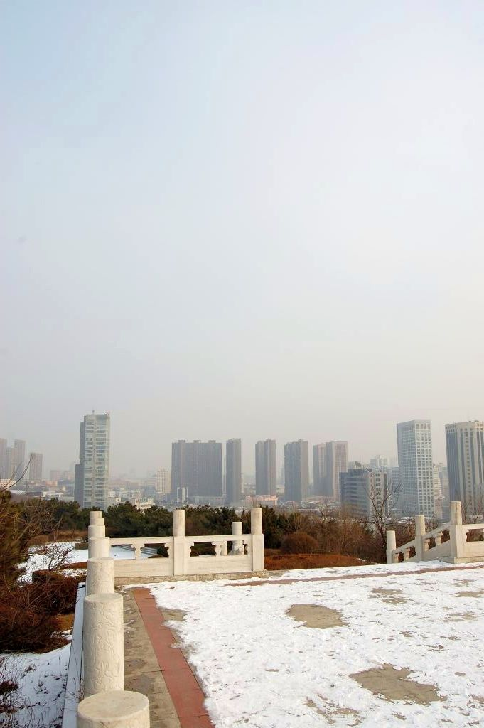 展望台から360度の景観で見ることができる