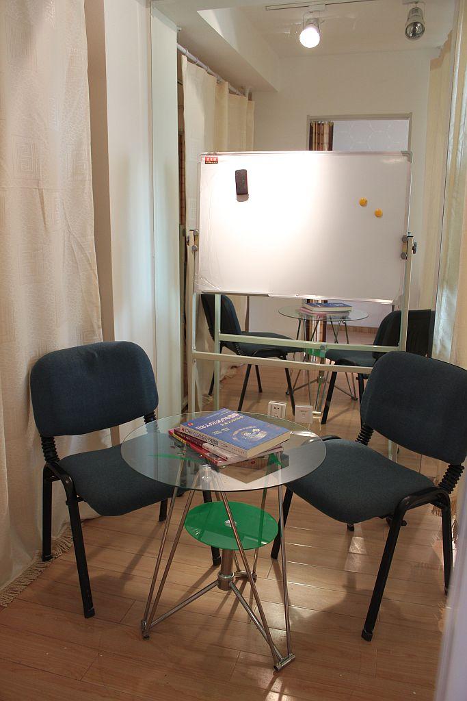 マンツーマンレッスン用の教室