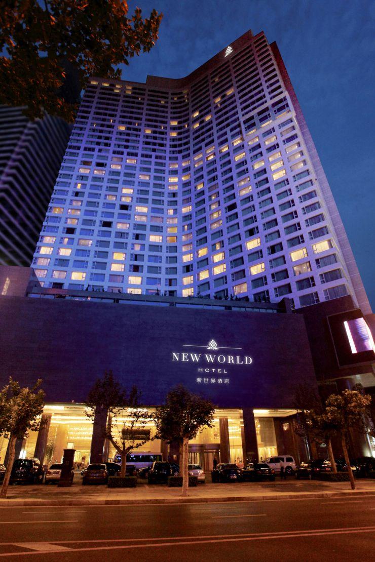 ニューワールド大連ホテル(大连新世界酒店)