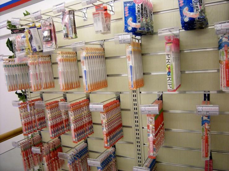 子ども用もある歯ブラシ