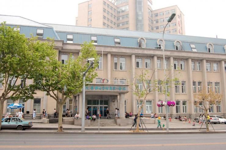 旧日本赤十字社大連病院(日赤病院)
