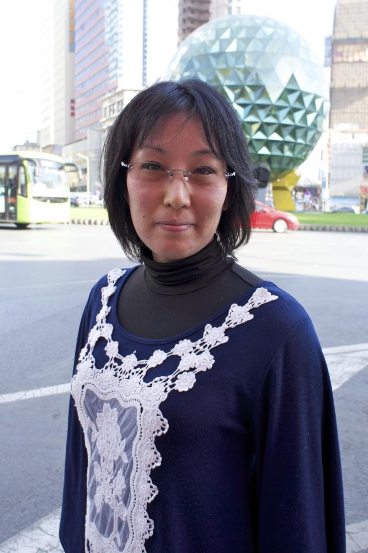 大連で楽しみを見つけた佐々木美佳さん