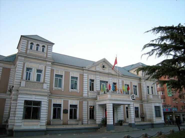 旧東清鉄道汽船会社 事務所別館