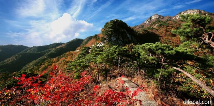 南浦の九月山