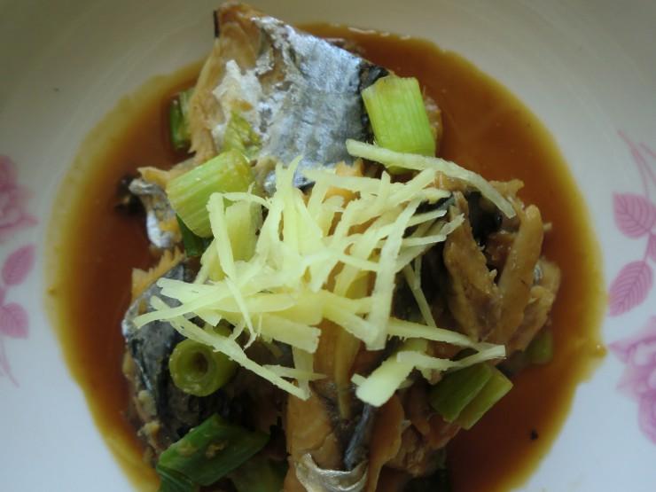 第13回 サバの味噌煮