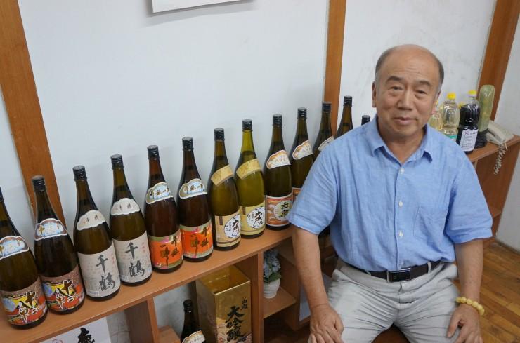 中国の日本酒製造パイオニア 大連偕楽園食品有限公司董事長 李 連成さん li liancheng
