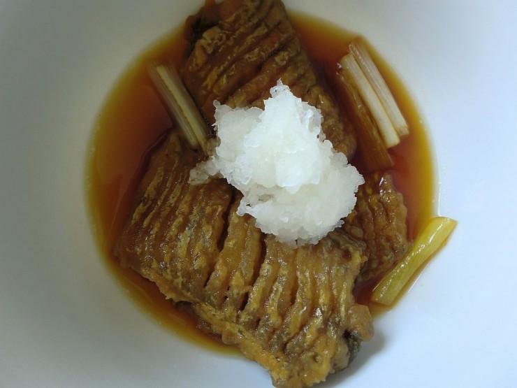 第14回 タチウオの揚げ煮