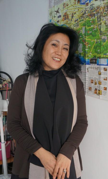 大連で出会いを演出する寺嶋奈美子さん