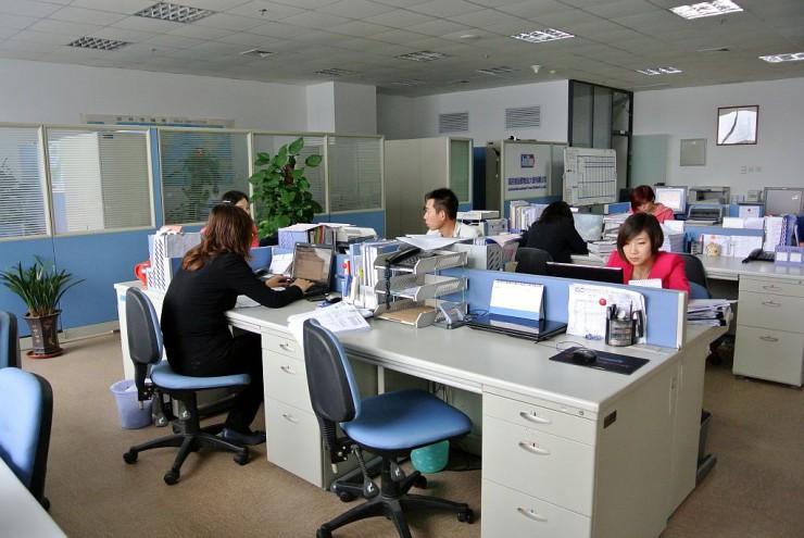 ジャスタイム国際物流(大連)有限公司のオフィス