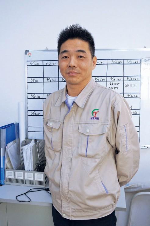 仕事と趣味で大連生活を楽しむ坂野誠さん