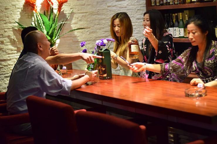bar ふく蝶