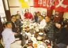 発足した「九州人会」のメンバー