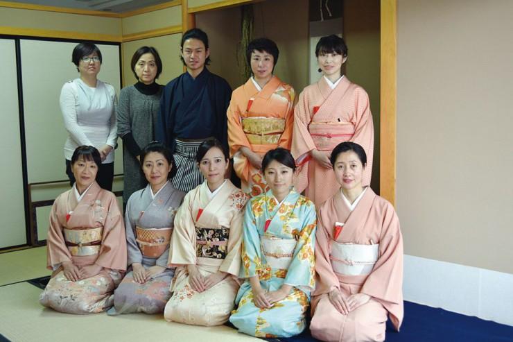 「茶道は、掛け軸や茶道具、茶室など、全てを含んだ総合的な芸術。そして、日本文化の精髄」