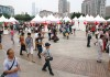 天候にも恵まれ、多くの来場者を集めた会場