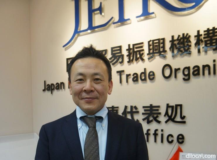 安藤 勇生さん 日本貿易振興機構(ジェトロ)大連事務所 所長、首席代表